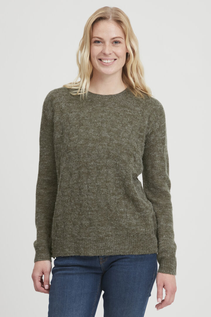 FRBERETTA 1 PULLOVER - Hedge