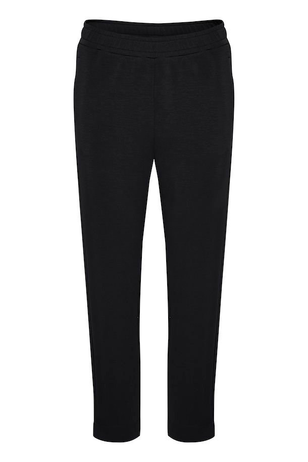 DaltonIW Wide pants - Black