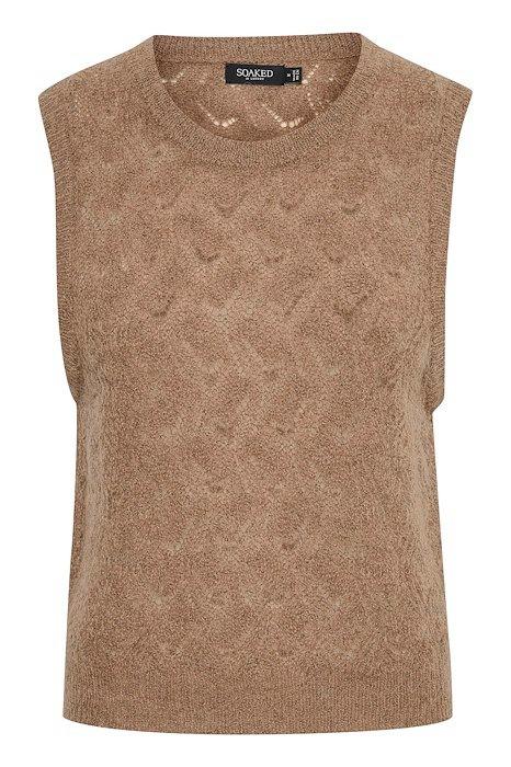 SL Tuesday Pointa Vest, Brownie