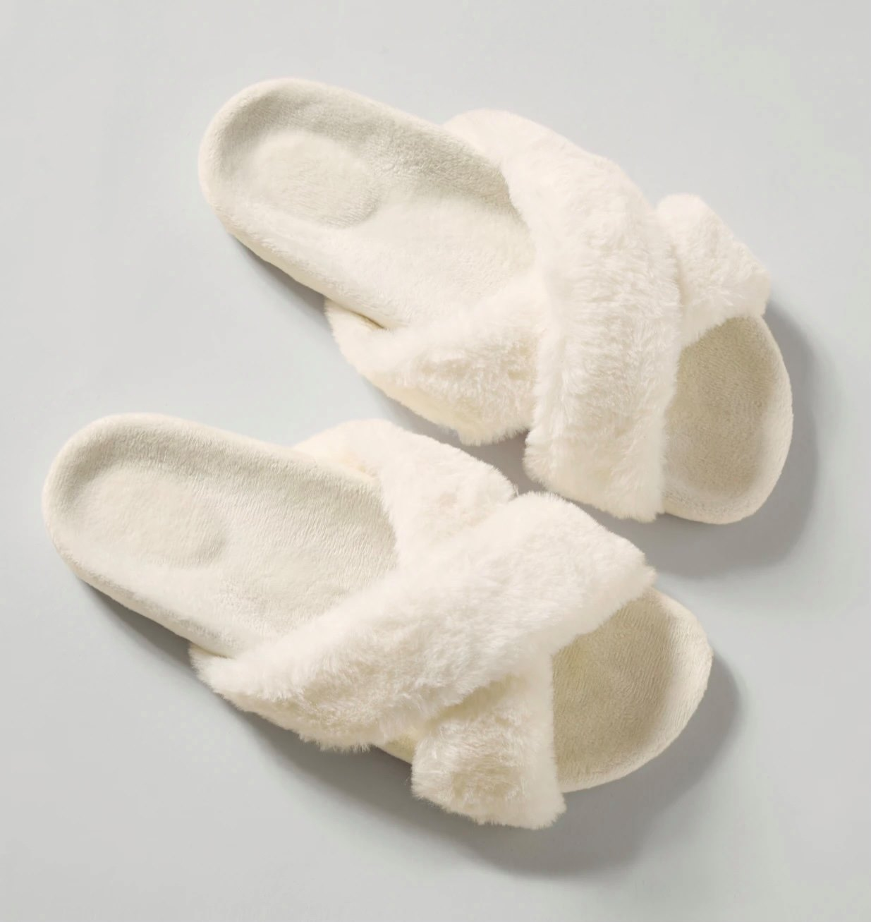 CALIDA Women slippers, star white