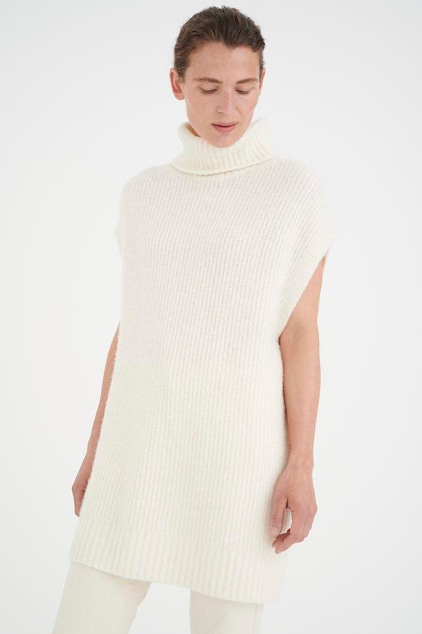 TatumIW Vest, Whisper White