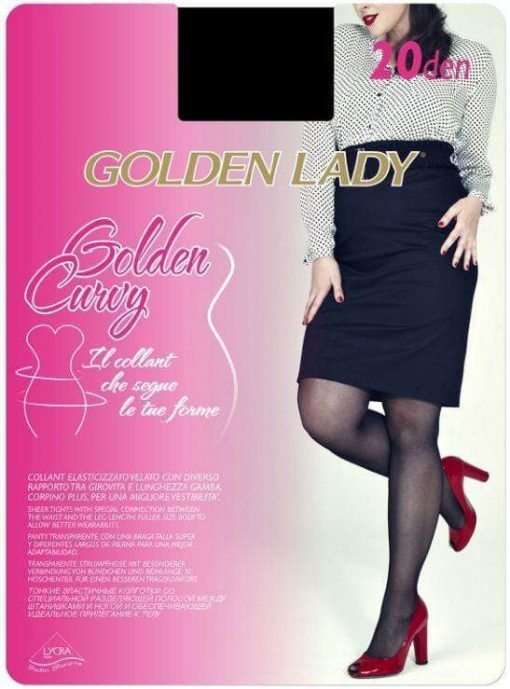Golden Lady 20den