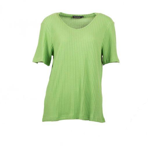 Handberg Ribbed Tshirt