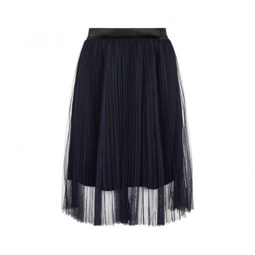 Adia Skirt Marineblå