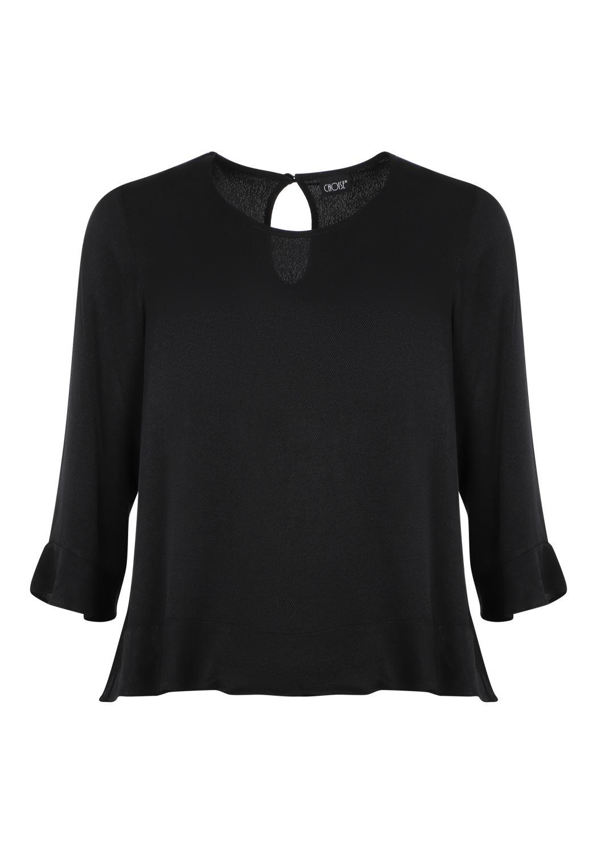 Choise Bluse svart