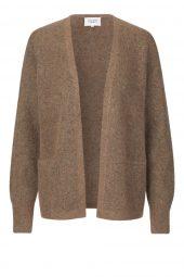 Brook knit short cardigan