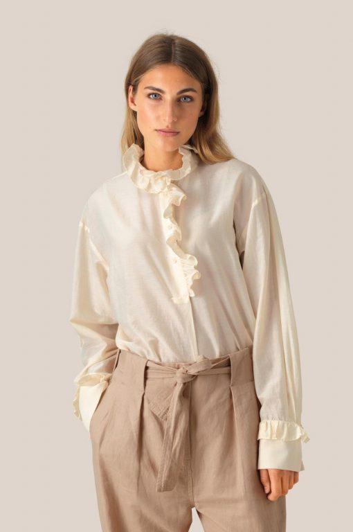 Frillo blouse 53080