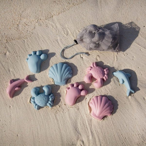 Scrunch Sandformer 4pk Rosa