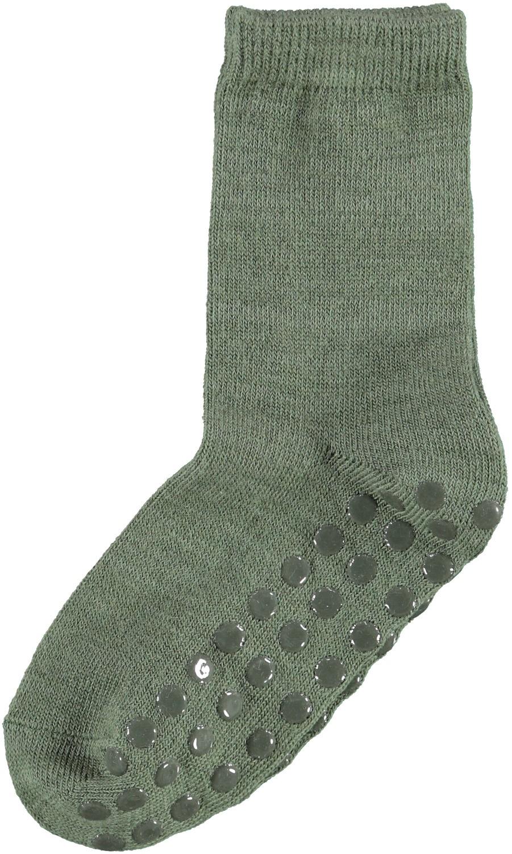 Wak Wool 2pk Sock m/anti skli Mini