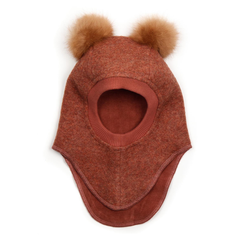 Big Bear Elefanthut - Rosewood/camel