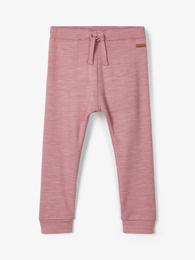 Wesso Wool Swe Pants