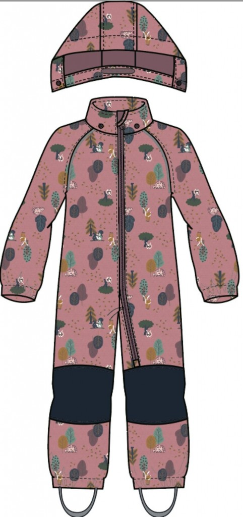 Alfa Suit Willet Mini - Nostalgia Rose