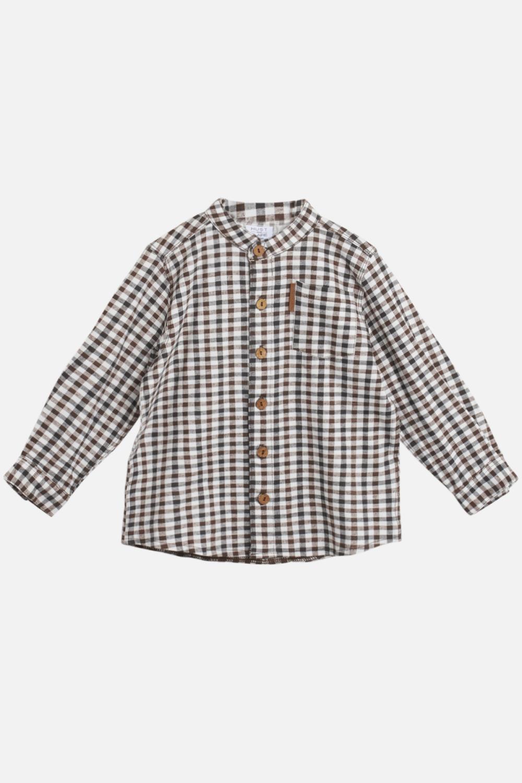 Ravn Shirt - Chestnut
