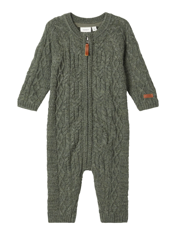 Wrilla wool suit knit baby