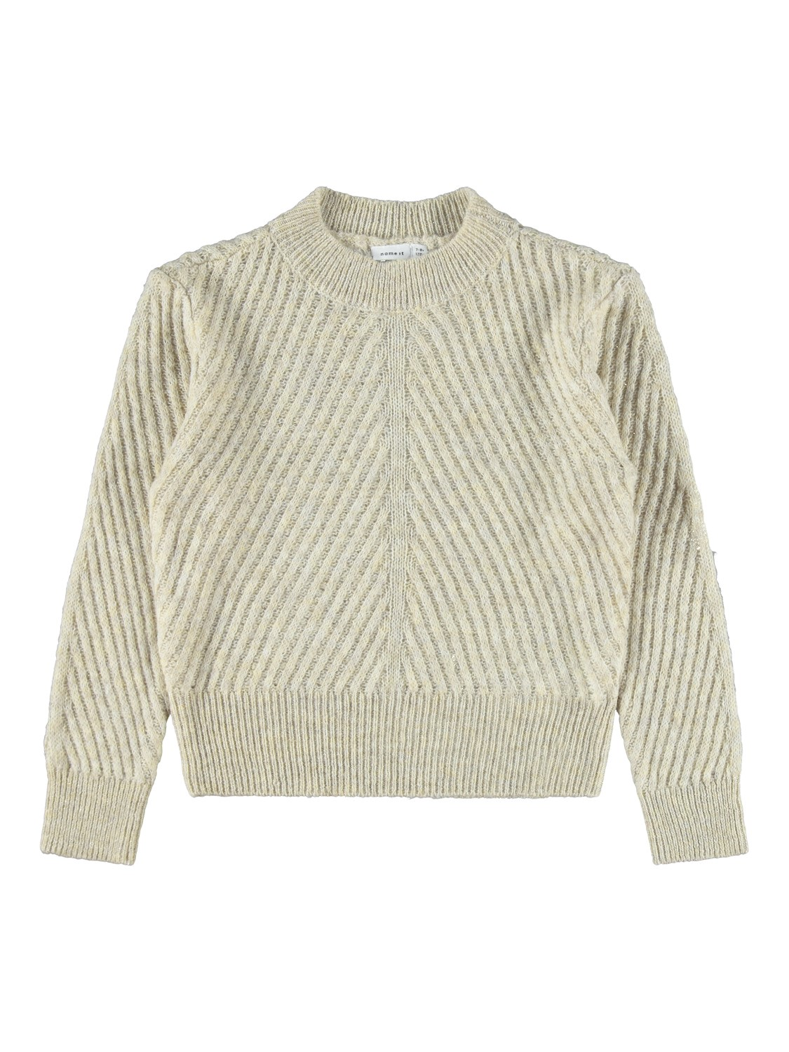 Tuttie Knit - Oatmel