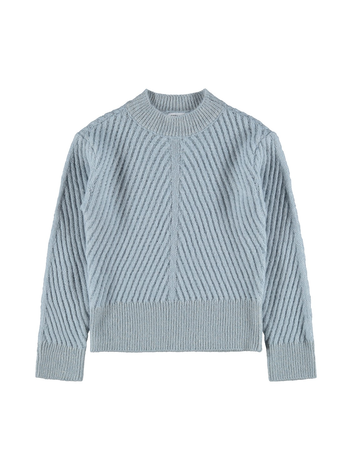 Tuttie Knit - Dusty blue