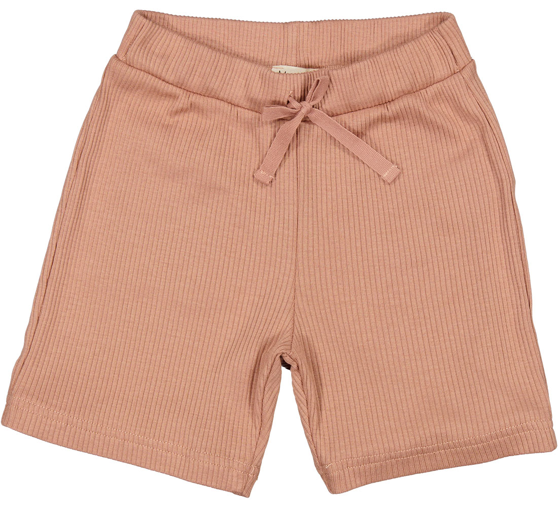 Shorts Modal unisex - Rose brown