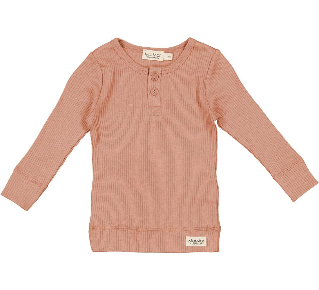 T-shirt Modal unisex - Rose brown