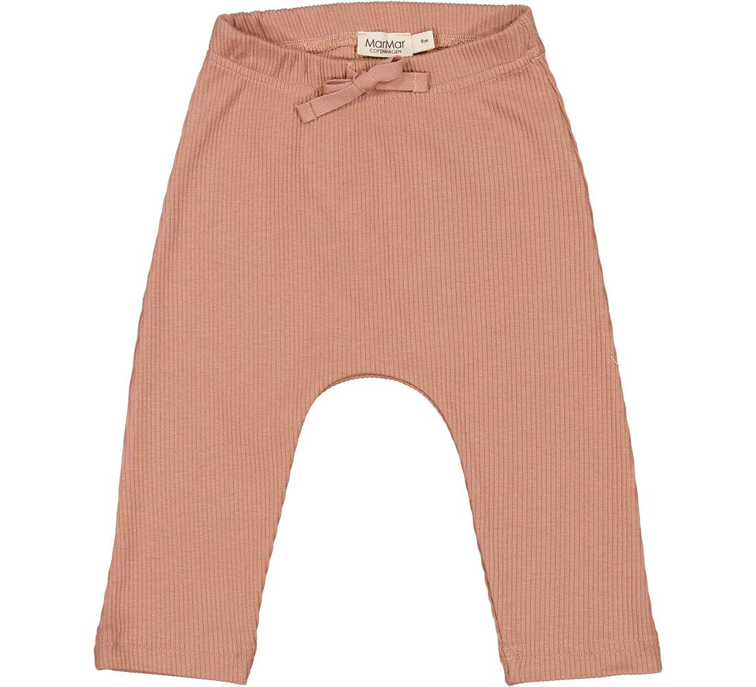 Pico Modal Pants unisex - Rose Brown