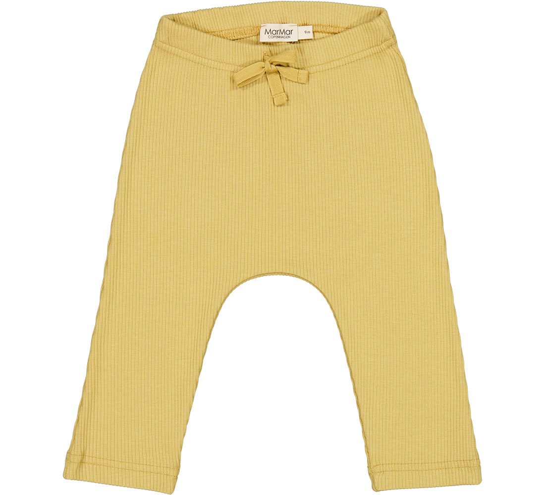 Pico Modal pants unisex - Hay