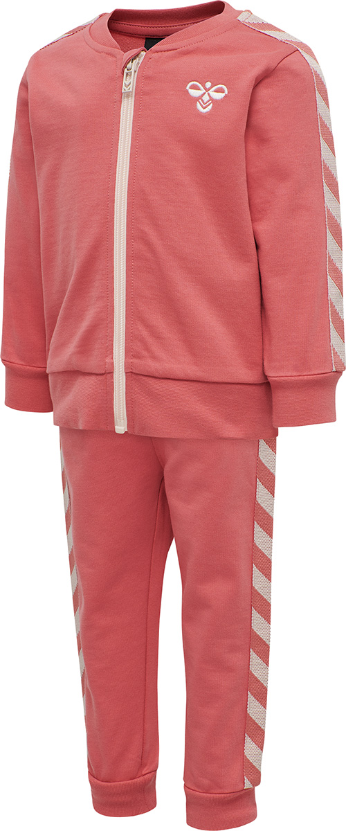 Hummel Billie tracksuit, Faded rose
