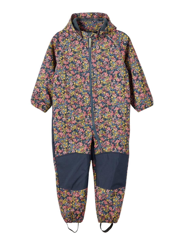 Falfa Suit Flower - Midtnight Navy