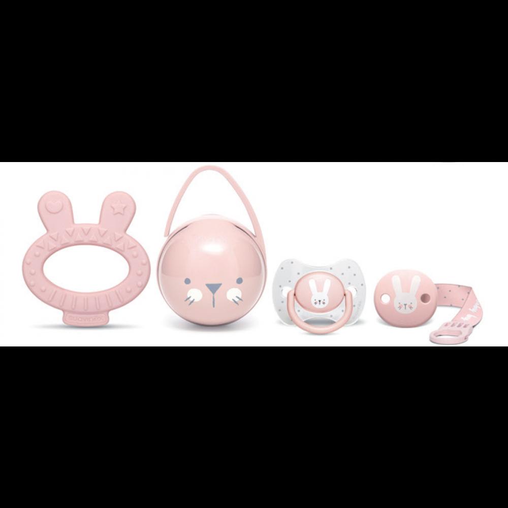 Suavinex HYGGE Babysett - Pink