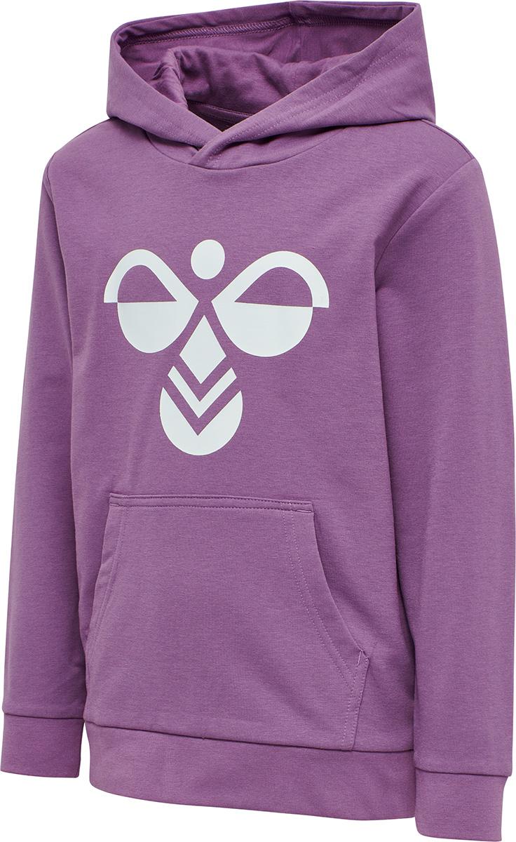 Hummel Cuatro Hoodie - chinese violet
