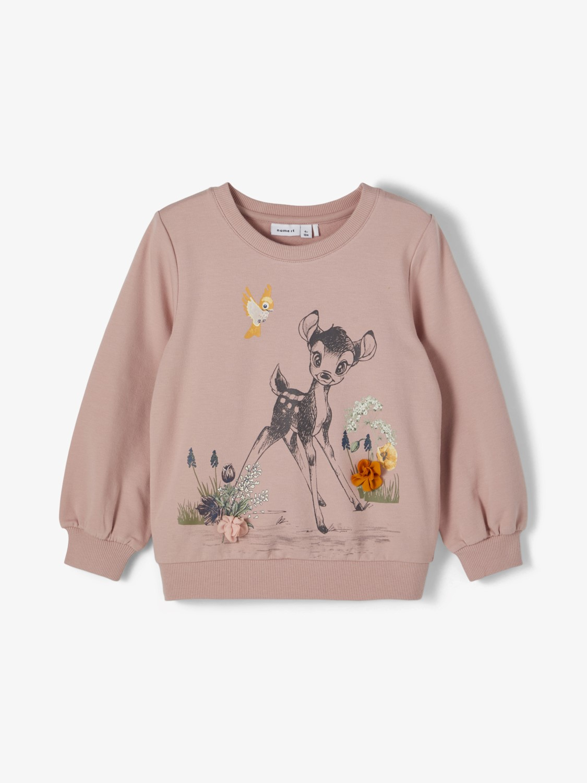 Bambi Frida sweat, Adobe rose
