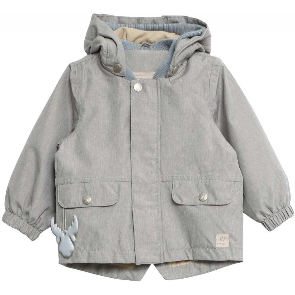 Wheat Jacket Manou tech, dove melange