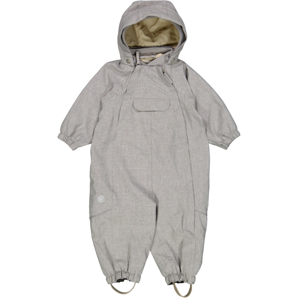 Weat Outdoor suit Olly tech, Dove melange