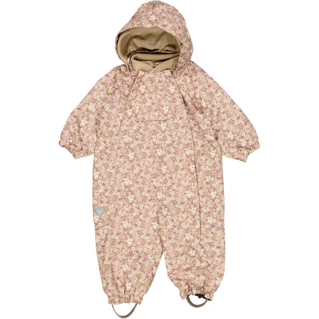 Wheat Outdoor suit Olly Tech - Rose flowers