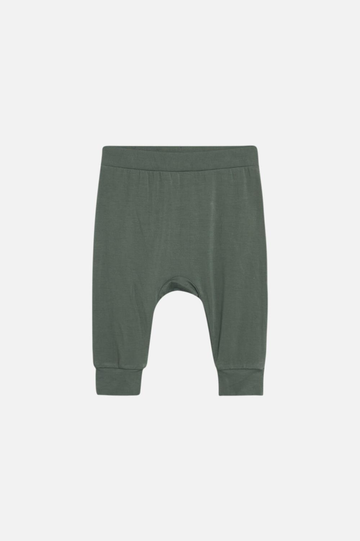 Gusti bamboo bukse, Duck green