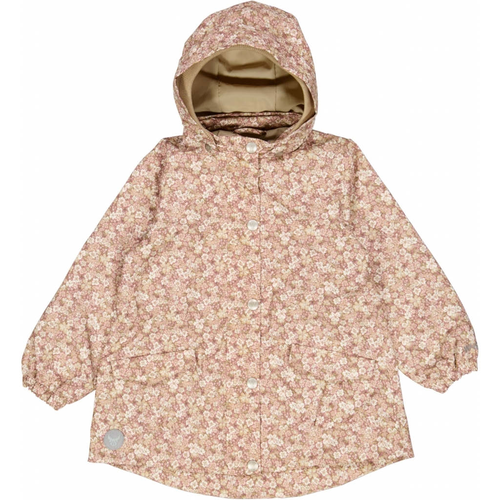 Ada jacket, rose flowers