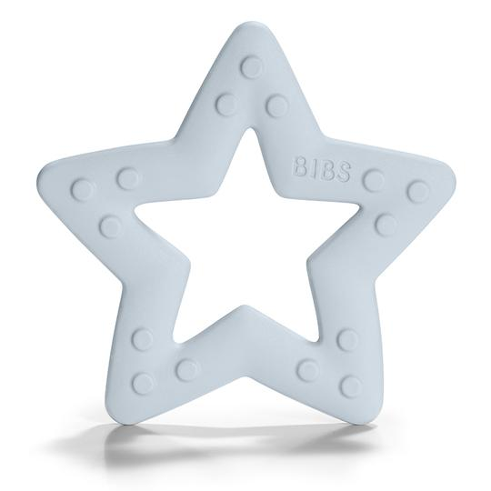 BIBS Baby Bitie Star - Baby Blue