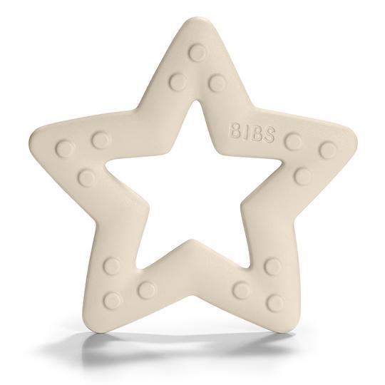BIBS Baby Bitie Star - Ivory