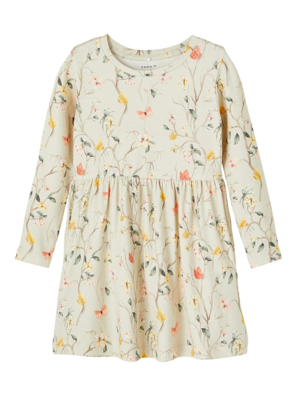 Fiola dress, Peyote melange