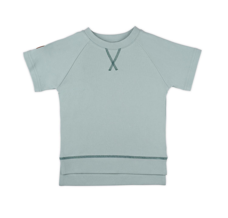 Gullkorn Gymmis t-skjorte, Dus grønn
