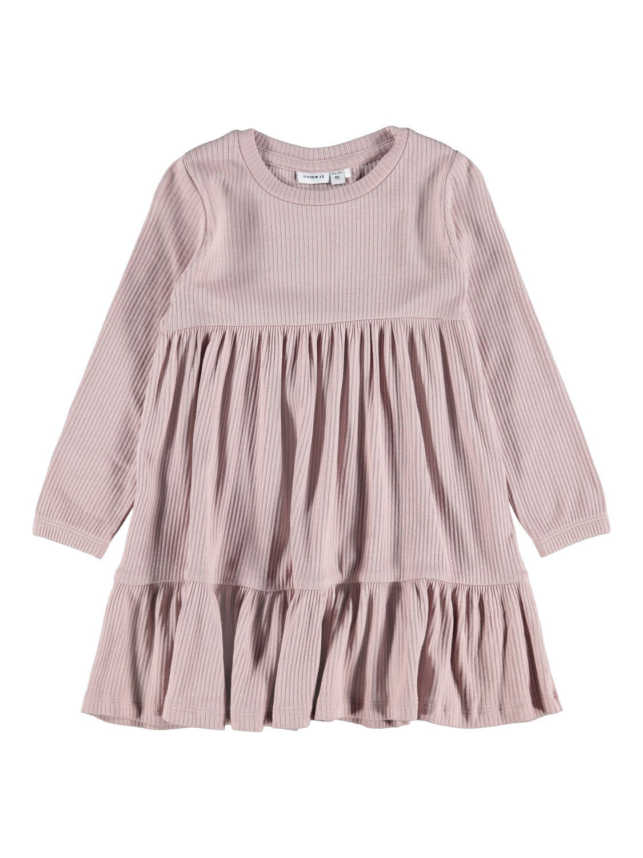 Fabbi dress, Adobe rose
