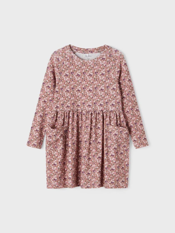 Kinda dress, Woodrose