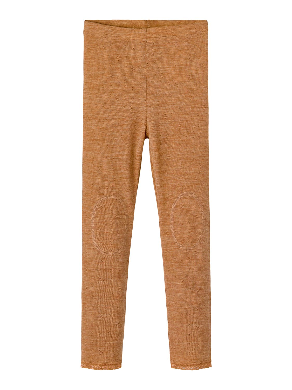 Wang Wool Legging - Brown Sugar
