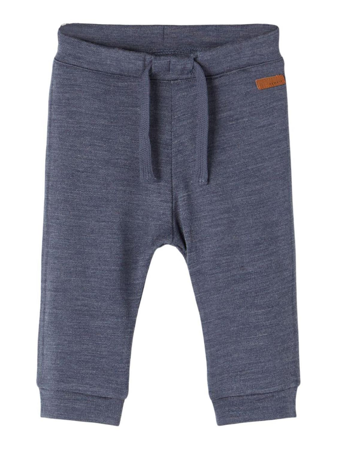 Wesso Wool Sweat Pant Baby - Ombre Blue