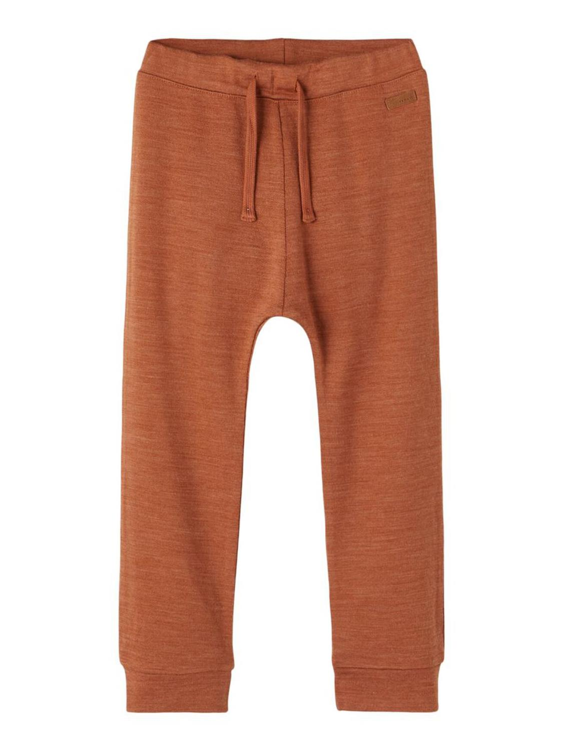Wesso Wool Sweat Pant - Mocha Bisque