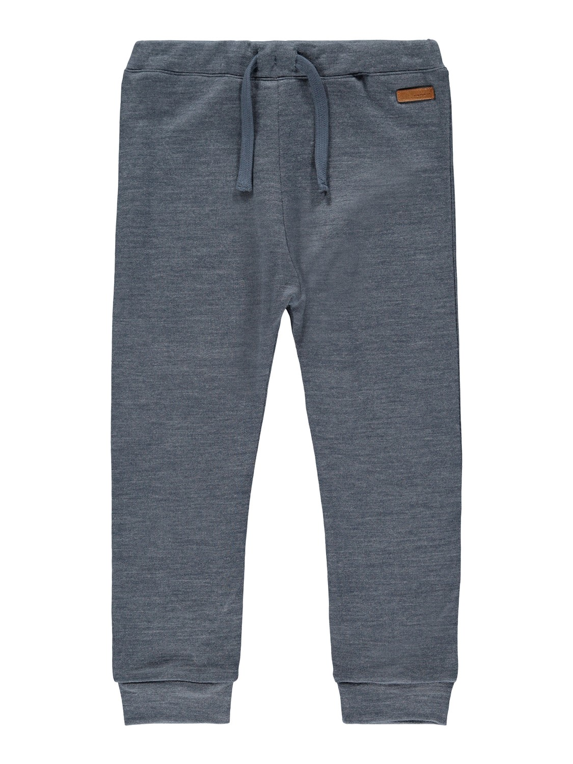 Wesso Wool Sweat Pant - Ombre Blue