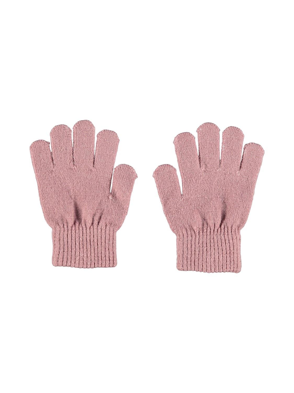 Wholla Wool Gloves, Str1-5år - Nostalgia Rose