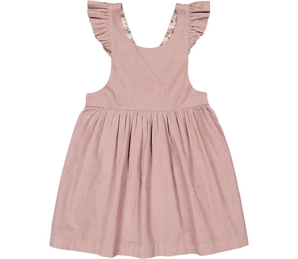 Fine Cord Dora Dress