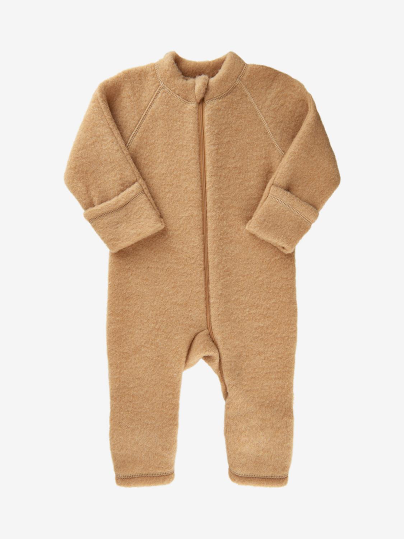 CeLaVi Wool Jumpsuit - Apple Cinnamon