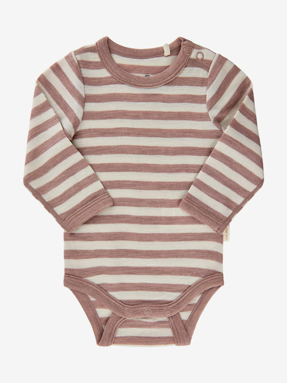 CeLaVi Wool Body W/Stripe - Burlwood