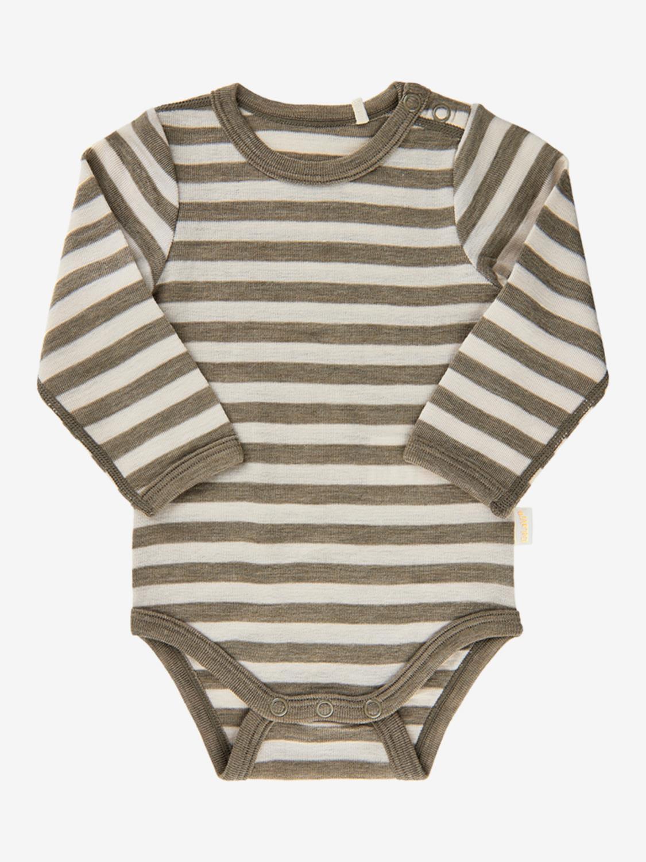 CeLaVi Wool Body w/Stripe - Covert Green