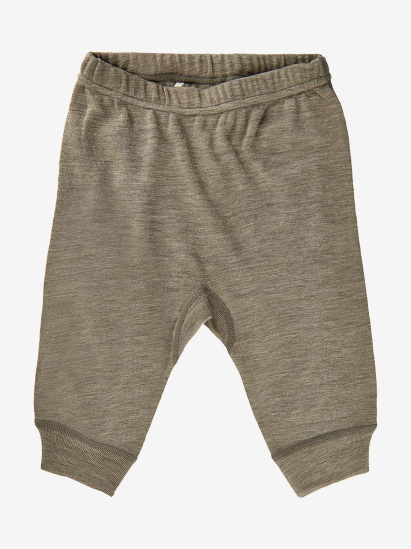 CeLaVi Wool Harem Pants - Covert Green